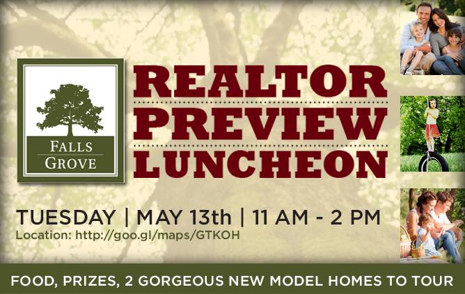 Falls Grove Realtor Luncheon