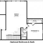 Braxton Optional Bedroom & Bath