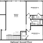 Braxton Optional Second Floor