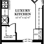 Hawthorne II Optional Luxury Kitchen