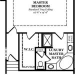 Hawthorne II Optional Luxury Master Bath