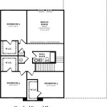 Hawthorne II Standard Second Floor