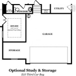 Jefferson Optional Study & Storage