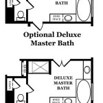 Kingston Deluxe Master Bath Options