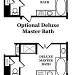 Kingston Deluxe Master Bath Options