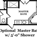 Kingston Optional Master Bath