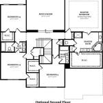 Kingston Optional Second Floor w/3rd Bath