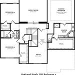 Kingston Optional Study ILO of 3rd Bedroom
