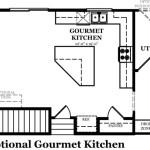 Rutledge Optional Gourmet Kitchen