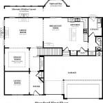 Rutledge Standard First Floor