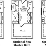 Cavendish Master Bath Options