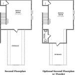 Cavendish Second Floor & Optional Second Floor