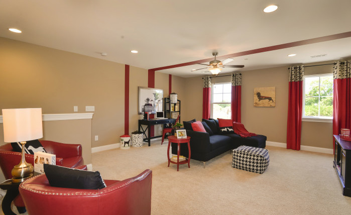 The Madison - Bonus Room