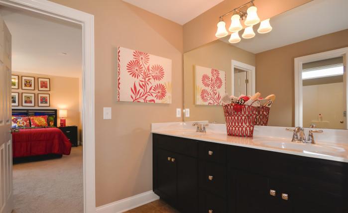 The Madison - Jack & Jill Bathroom (View 1)
