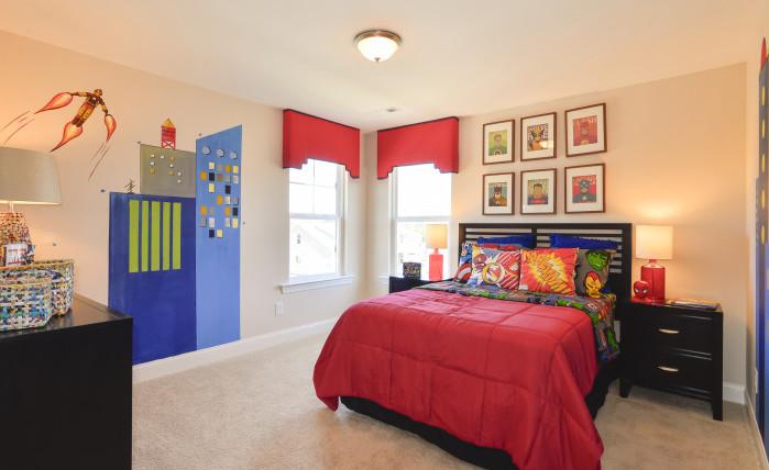 The Madison - Bedroom 3