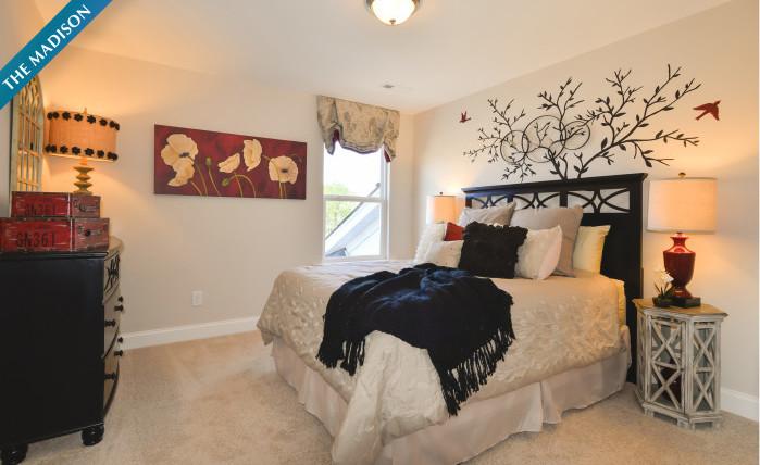 The Madison - Bedroom 2