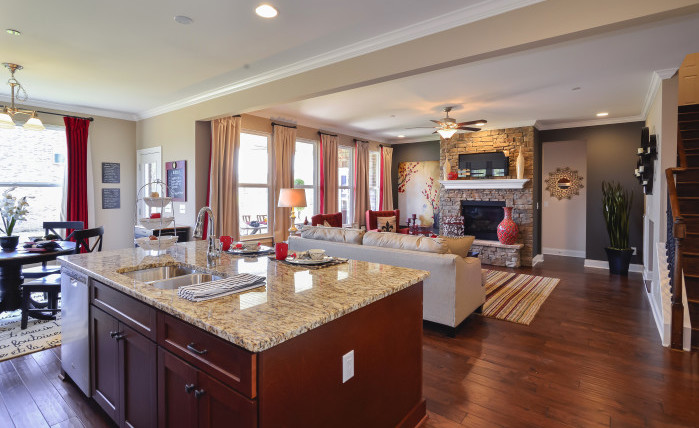 The Madison - Kitchen (View 3)