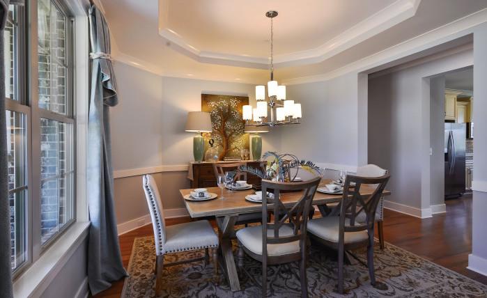 Bradford Model - Dining Room