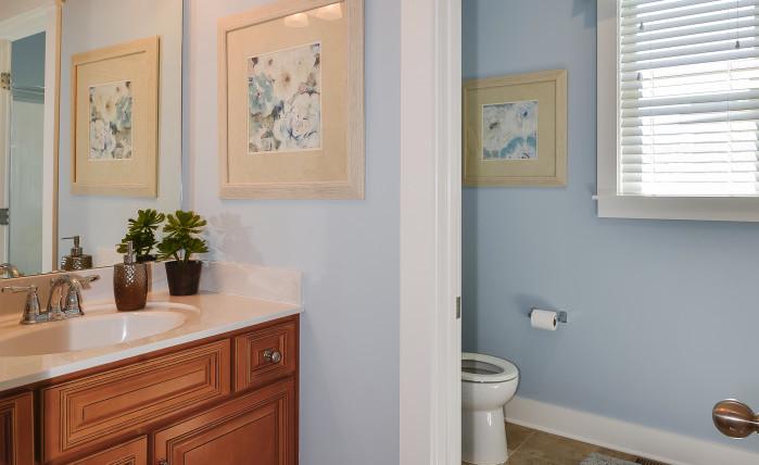 Bradford Model - Bathroom