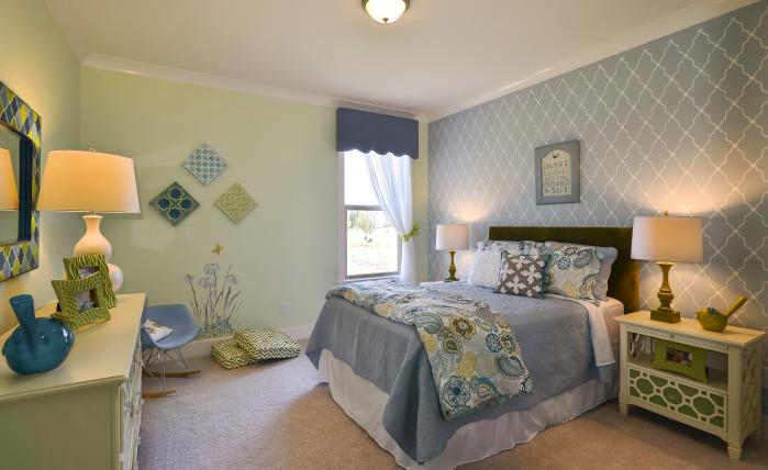 Bradford Model - Bedroom 3