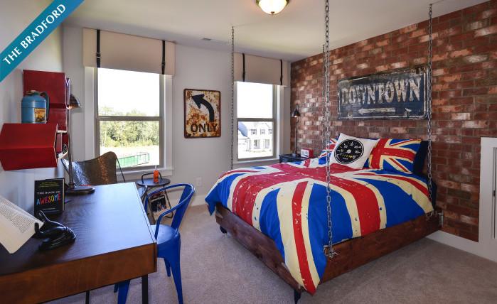 Bradford Model - Bedroom 2