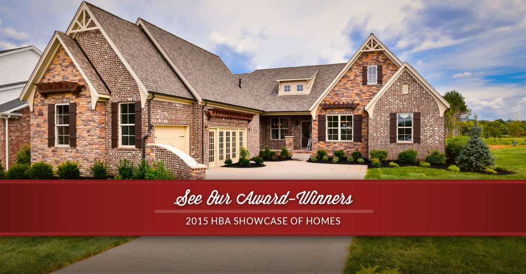 We're a Showcase of Homes Winner Several Times Over