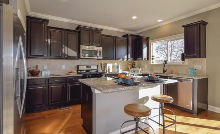 Kitchen - Hickory II - Heartland Reserve