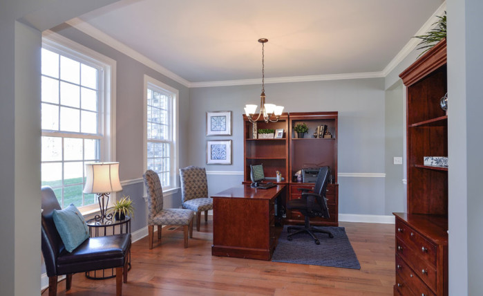 Sales Office/Dining Room
