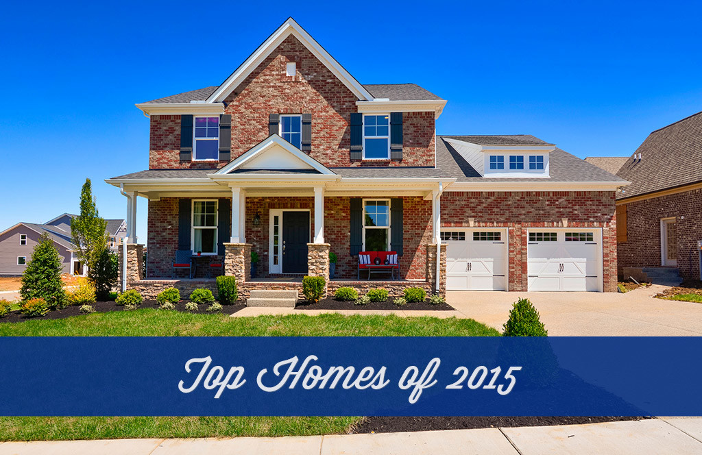 See the Top Floorplans of 2015