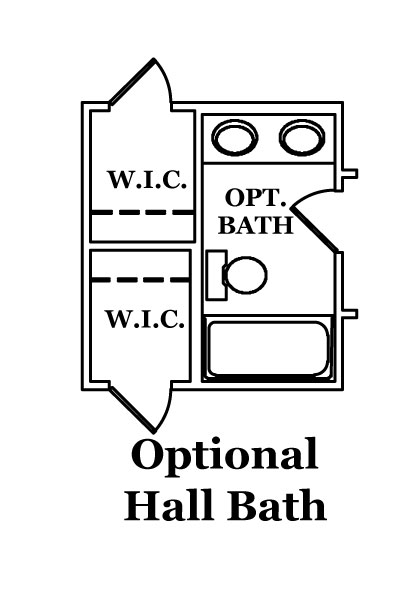 Annandale Master Bath Options