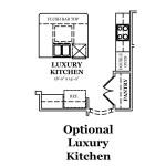 Annandale Optional Luxury Kitchen