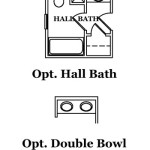 Bradford Hall Bath Options