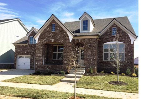 The Manchester III, 85 Truman Road East, Franklin, TN, 37064 located in Enderly Pointe at Ladd Park