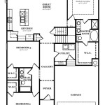 Audubon II Standard First Floor