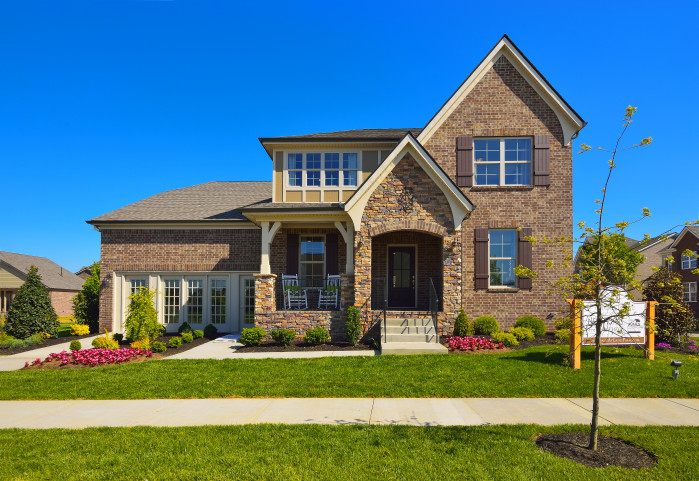 Enderly Pointe at Ladd Park Madison Model