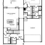 Kensett Optional First Floor