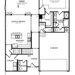 Kensett Standard First Floor