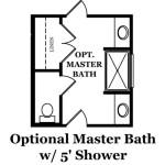Stamford Optional Master Bath