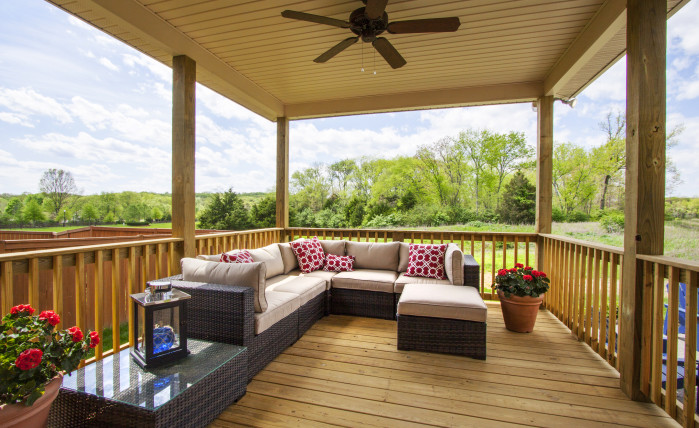 Outdoor Living Spaces | The Jones Company on Outdoor Living Space Company id=70290