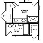 Moran Optional Master Bath