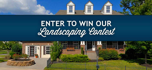 Jones Homeowner Landscaping Contest!