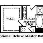 Dover Optional Deluxe Master Bath