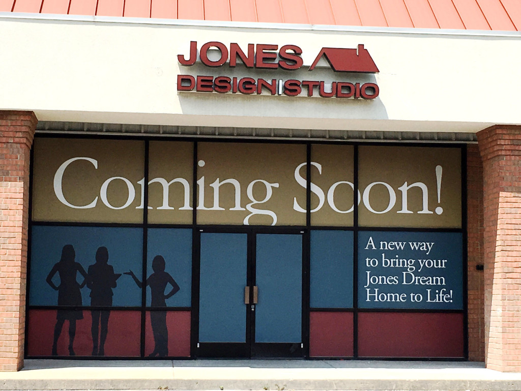 Coming Soon: The Jones Company Design Studio