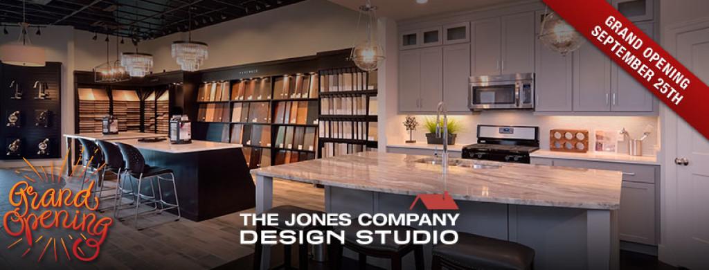 GRAND OPENING OF THE JONES DESIGN STUDIO!!