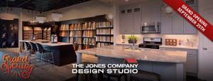GRAND OPENING OF THE JONES DESIGN STUDIO!!