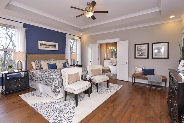 Relaxing En-Suite Master Bedrooms