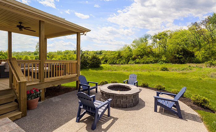 Outdoor Living Spaces | The Jones Company on Outdoor Living Space Company id=53271