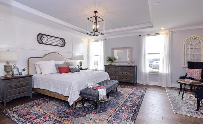 Relaxing En-Suite Master Bedrooms | The Jones Company