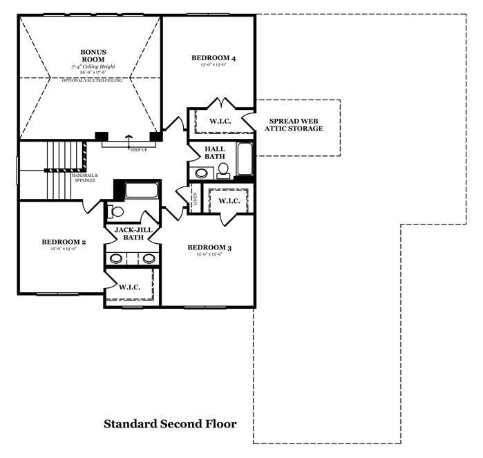 Heartland Homes Stanford Floor Plan Gurus Floor