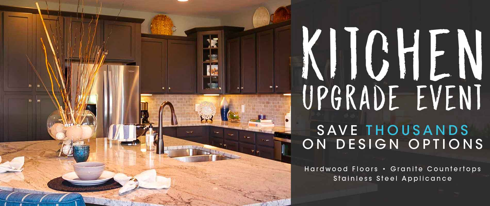 Kitchen Upgrade Event